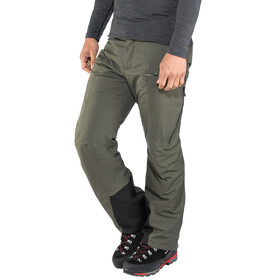 Bergans Stranda Insulated Pants Men Seaweed/KhakiGreen